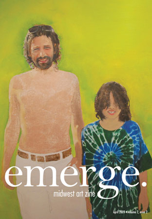 Visit emerge midwest art zine today!