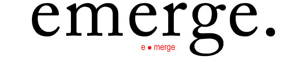 Check out emerge!