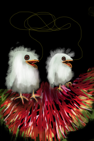 Click Here to see the iPhone drawings of Kara Jannson Kovacev