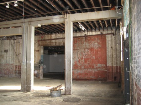 Create work for the Soap Factory space!