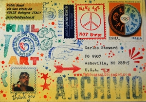 Learn More about the Anything Goes Everything Shows Mail Art Show!