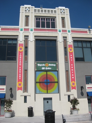 Learn more about The Torpedo Factory Art Center online!