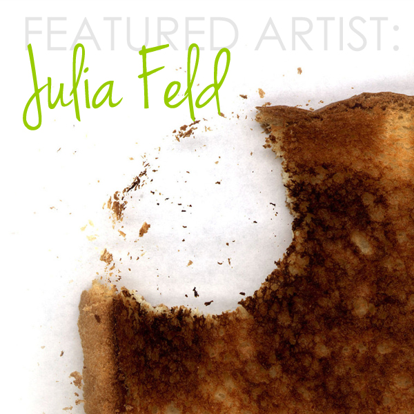 Learn more about Featured Artist Julia Feld!