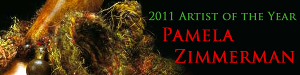 Click to learn more about 2011 Artist of the Year Pamela Zimmerman!