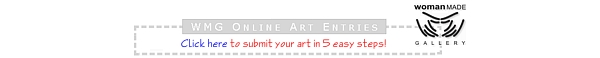 Click to enter your artwork at the Woman Made Gallery!