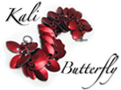 Kali Butterfly...Delicious jewelry for the Urban Warrior!