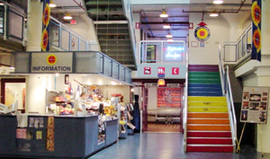 Learn more about the Torpedo Factory Art Center!