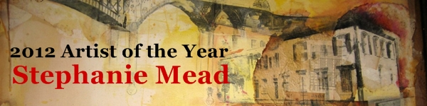 2012 Featured Artist of the Year Stephanie Mead!
