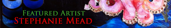 Learn more about Featured Artist Stephanie Mead!