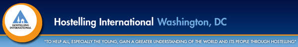 Learn more about Hostelling International - Washington DC!