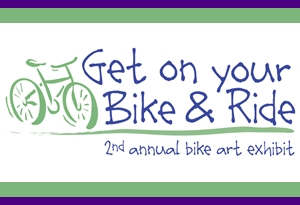 Learn more about the 2nd Annual Bike Art Festival!