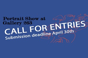 Learn more about the Portrait Show from Gallery 263!