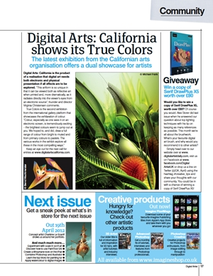 Learn more about Digital Arts California!