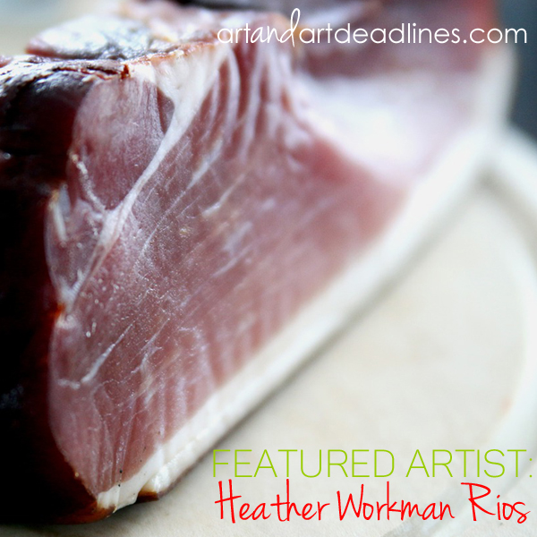 Featured Artist Heather Workman Rios