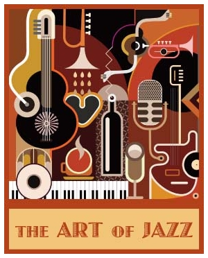 Learn more about The Art of Jazz from the LH Horton Jr Gallery!