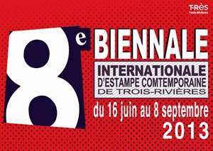 Learn more about the Biennale internationale d'estampe contemporaine de Trois-Rivires!