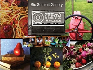 Learn more about the Food Fresco Farm and Fotograph show at Six Summit Gallery!