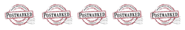 Learn more about the Postmarked Mail Art Show!