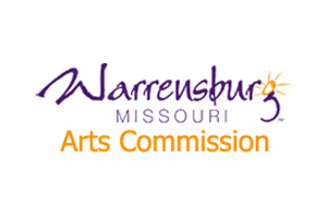 Sponsored in part by the Warrensburg Missouri Arts Commission!