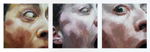 Apertural - a triptych by Cara Thayer and Louie Van Patten