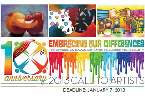 Learn more about Embracing our Differences!