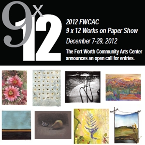 Learn more about the 9x12 Works on Paper show!