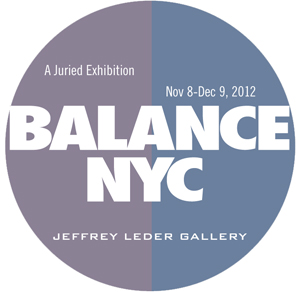 Learn more about the Balance show from the Jeffrey Leder Gallery in NYC!