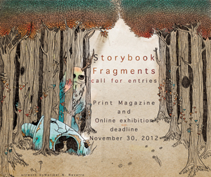 Learn more about the Storybook Fragments Call for Entries!