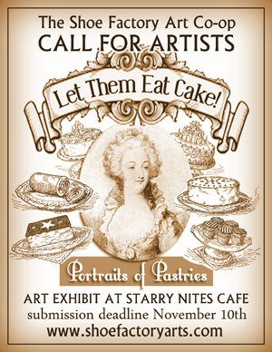 Learn more about the Let Them Eat Cake exhibit!