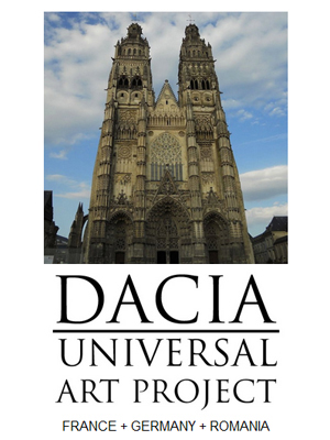 Learn more about the Dacia Universal Art Project!