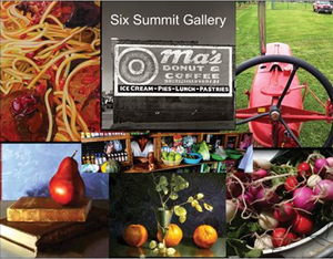 Learn more from Six Summit Gallery!