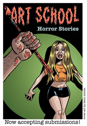 Learn more about Art School Horror Stories!