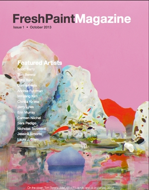 Learn more about Fresh Paint Magazine!