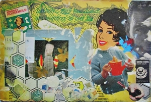 Learn more about the Collage and Mail Art show!