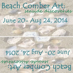 Learn more about the Beach Comber Exhbit from Annmarie Sculpture Garden and Arts Center!