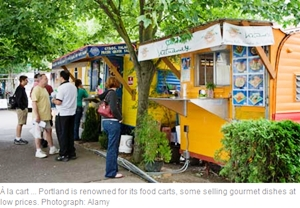 Learn more about the Portland OR food scene!