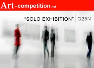 Learn more about the Solo Exhibition opportunity at G25N!