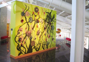 Learn more from the Annmarie Sculpture Garden and Arts Center!