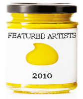 2010 Featured Artists of ArtAndArtDeadlines.com