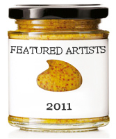 2011 Featured Artists of ArtAndArtDeadlines.com