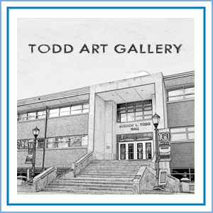 Learn more about the 12x12 exhibit from the Todd Art Gallery!