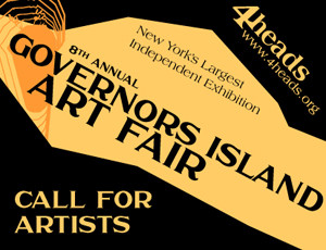 Learn more from Governors Island Arts Fair!