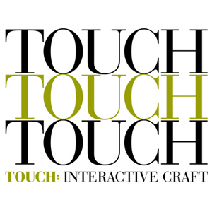 Learn more about the Touch Exhibit from the Arrowmont School!