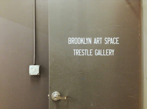 Learn more about the Trestle Gallery from Brooklyn Art Space!