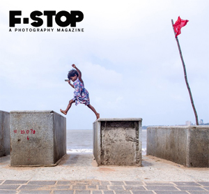 Learn about the Telling Stories edition of F-Stop Magazine!