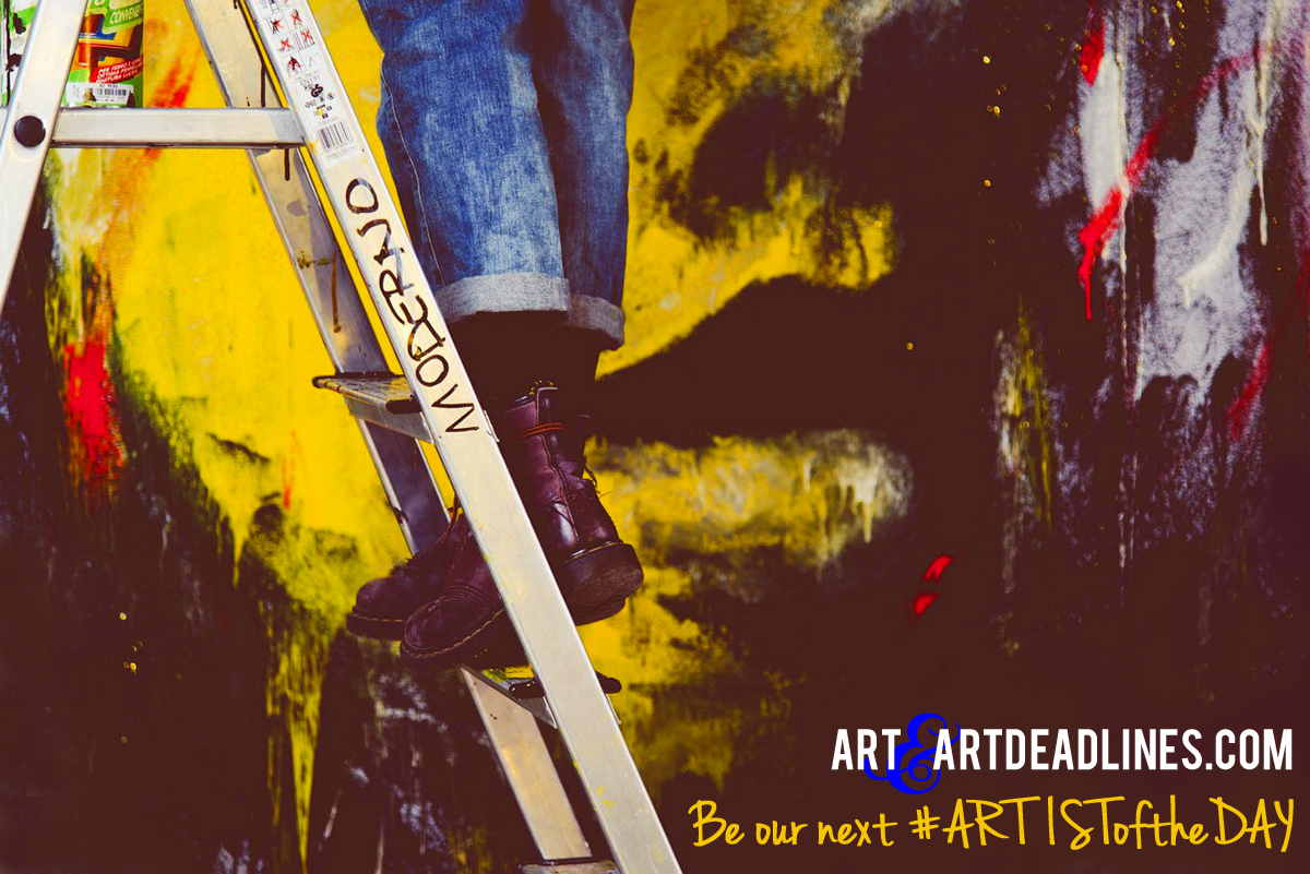 Be the next AAAD #ARTISToftheDAY!
