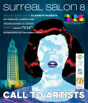 Call for entries surreal salon 8 art and art for Surreal salon 8