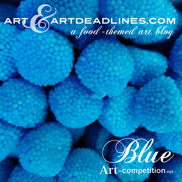 Learn more about the Blue exhibit from art-competition.net!