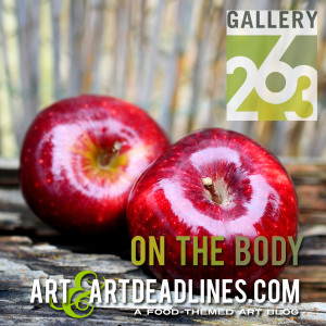 Learn more about the On the Body exhibit from Gallery 263!