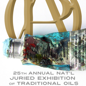 Learn more about the 25th Annual National from Oil Painters of America - OPA!